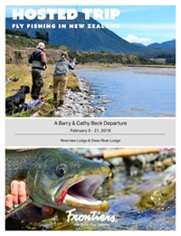 Fly Fishing at Riverview Lodge and Owen River Lodge