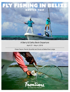 Fly Fishing in Belize <br> (May 6 - 13, 2017)
