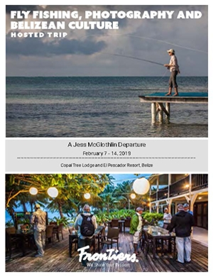 Fly Fishing, Photography and Belizean Culture