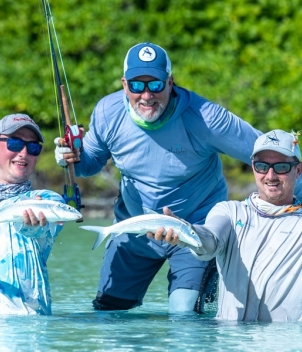 Alphonse Island Fishing - 2015 Guide team
