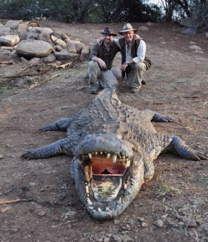 Umdende Hunting Safaris – Big Game