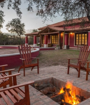 Fully renovated Cordoba Lodge offering six bedrooms