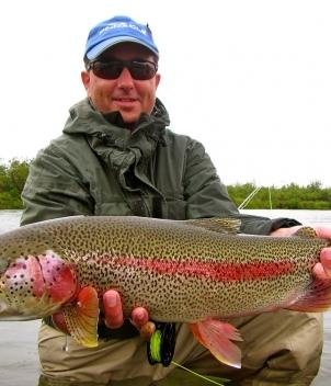 Reel Action Alaska Lodge