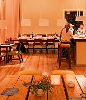 La Dormida offers an intimate setting perfect for small parties and families