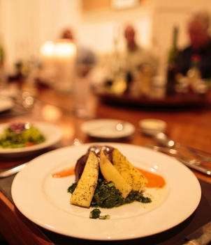 Internationally chefs offer remarkable Argentine cuisine and fine wines