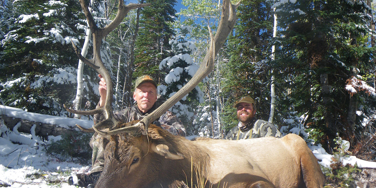 Three Forks Ranch – Big Game | Frontiers Travel