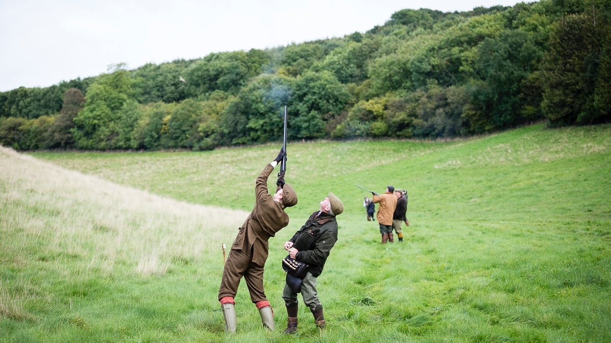 Partridge Amp Pheasant Shooting In The England Wales