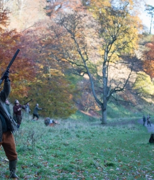 England and Wales - Pheasant and Partridge Shooting