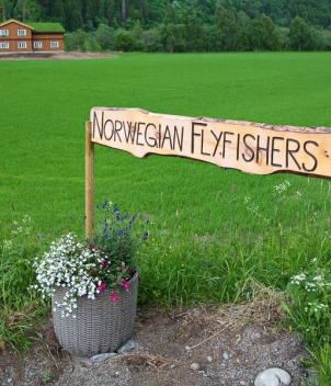 Norwegian Flyfishers Club, Gaula