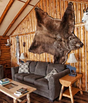 Stephan Lake Lodge - Big Game