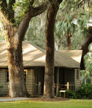 Cabin Bluff