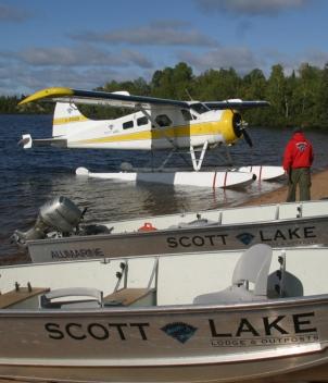 Scott Lake Lodge