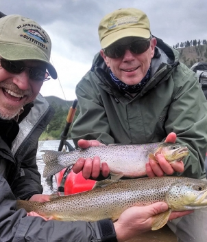 Blackfoot River Outfitters