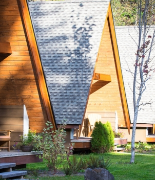 Skeena Spey Riverside Wilderness and Lodge