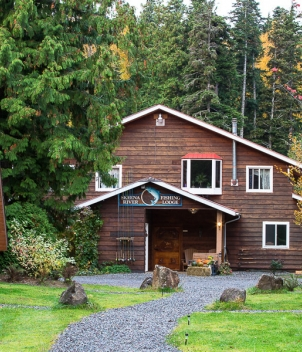 Skeena Spey Riverside Wilderness and Lodge