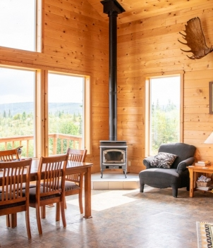 Alaska Trophy Adventures Lodge