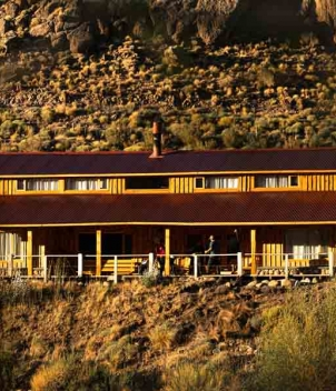 Alumine River Lodge