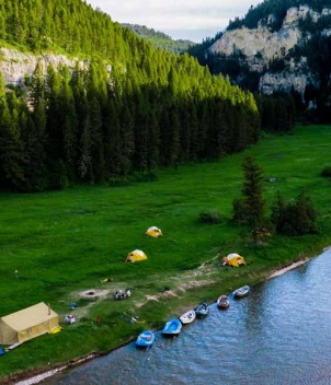 Smith River Montana Float Trip