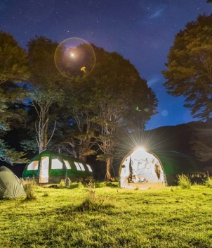 River of Dreams Base Camp – A Magic Waters Destination