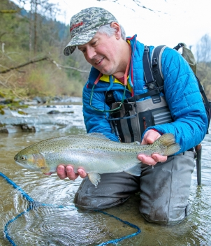 Fly-fishing Slovenia