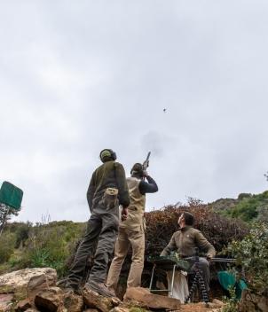 La Nava - Partridge Shooting