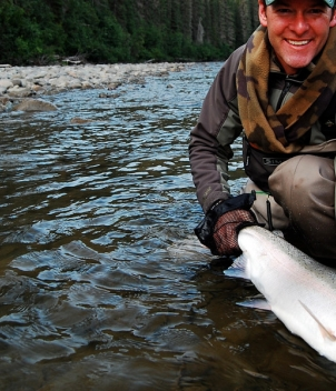 Steelhead Valhalla Lodge & Suskeena Lodge