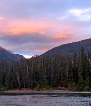Steelhead Valhalla Lodge & Suskeena Lodge