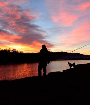 Mongolia Fishing