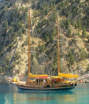 TURKEY BY PRIVATE YACHT