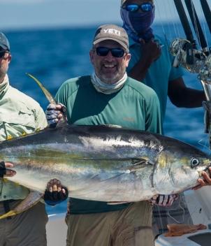 Pesca Panama, April 2018
