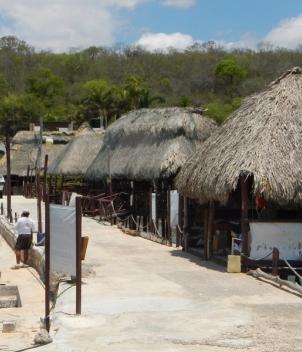 Campeche Tarpon Bay, May 2018
