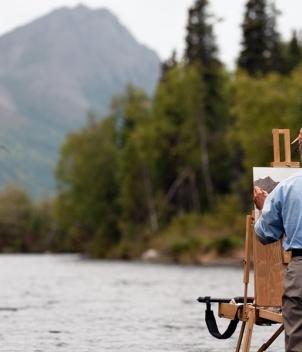 Alaska Trophy Adventure Lodge, September 2018