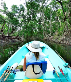 Belize River Lodge, April/May 2019