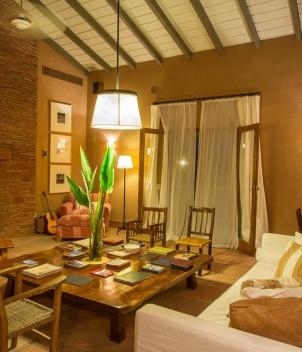 Pira Lodge and Suinda Lodge, January 2020