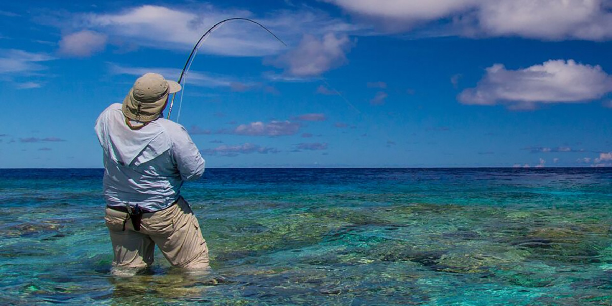 Frontiers travel for Seychelles fly fishing
